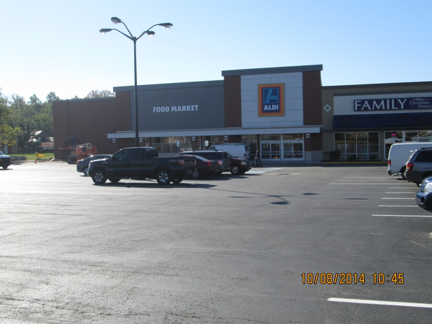 sandor news aldi now open at cherry tree plaza